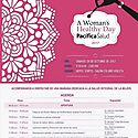 "5ta edición de ""A Woman`s Healthy Day"""